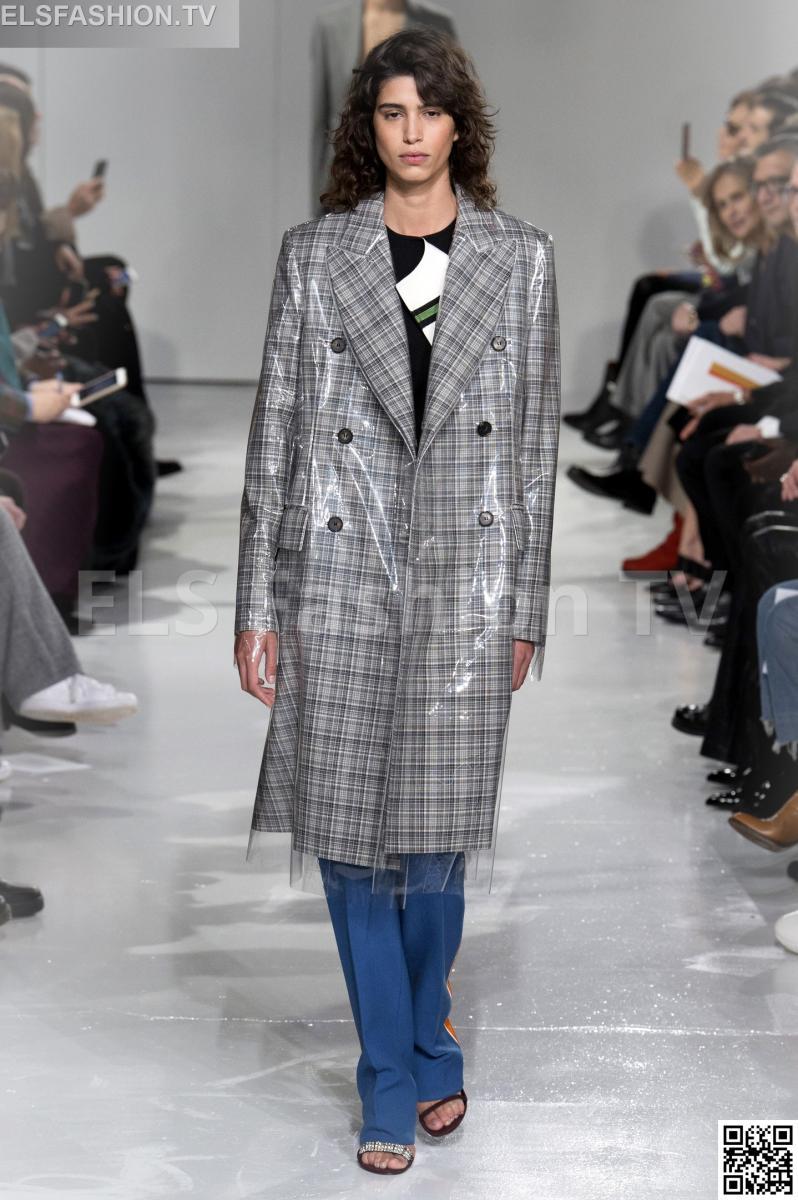 Calvin Klein Fw 2017 Nyfw Els Fashion Tv