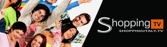 Access now Shopping Italy Television and discover your daily deals. Discounts up 70%!!!