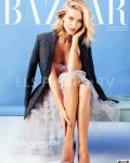 Harpers Bazaar UK September 2015 - Model Rosie Huntington Whiteley