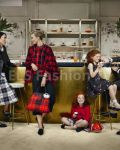 Kate Spade Fall 2015 - Model karlie Kloss