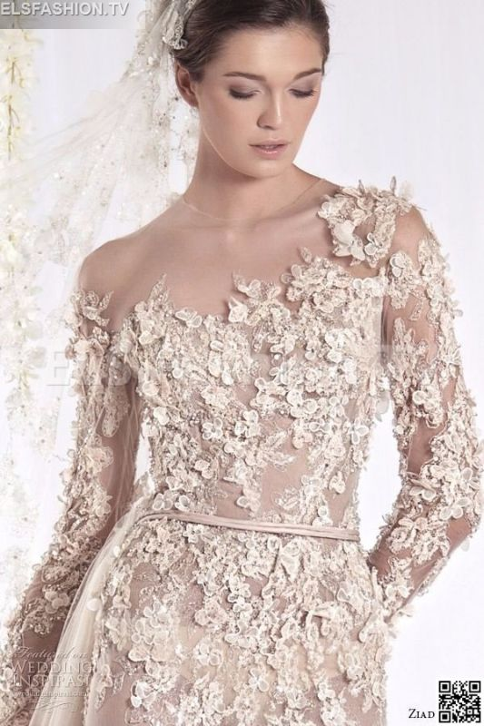Ziad Nakad 2015 Wedding Collection