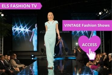 Vintage fashion shows from the 90's