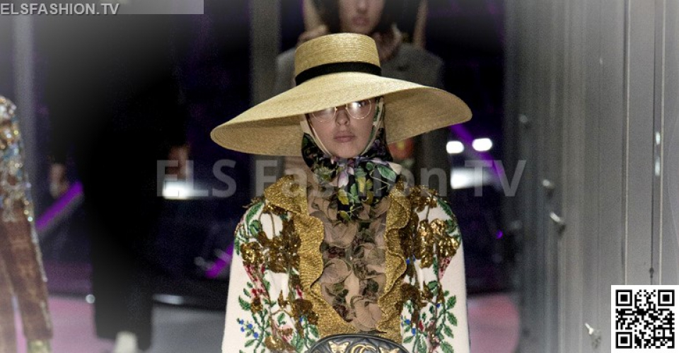 Gucci F/Winter 2017 MFW